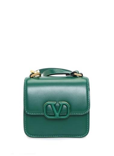 Valentino Garavani Omuz Çantası Yeşil